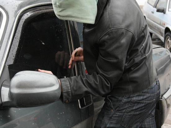 В Ивановской области активизировали «автомобильные» воришки