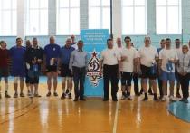 Сотрудники УМВД по Ивановской области и ветераны ведомства сыграли в волейбол