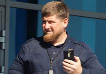 Глава Чечни Рамзан Кадыров заявил о том, что в России «самый лучший президент в мире»