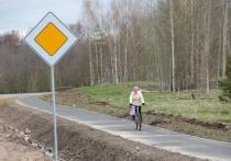 Ремонт дороги Лавры-граница с Латвией завершают в Псковской области