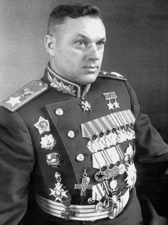 Историки выяснили происхождение маршала Рокоссовского