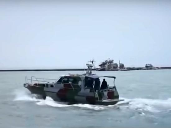 Надувную армаду «Незалежной» сравнили с кораблями Черноморского флота