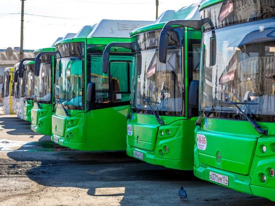 В Челябинске в Родительский день на дороги города выведут дополнительные автобусы и троллейбусы