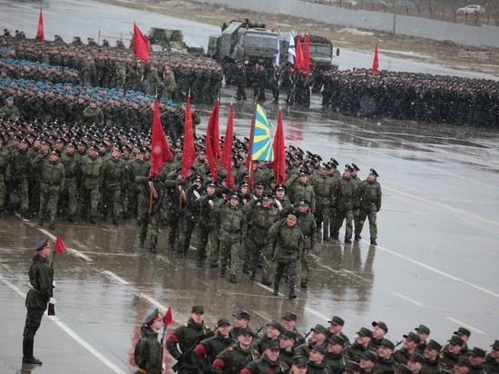 Шойгу доложил Путину о ходе подготовки к параду 9 мая