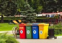 Псковская область попала в пятёрку лидеров по раздельному сбору отходов