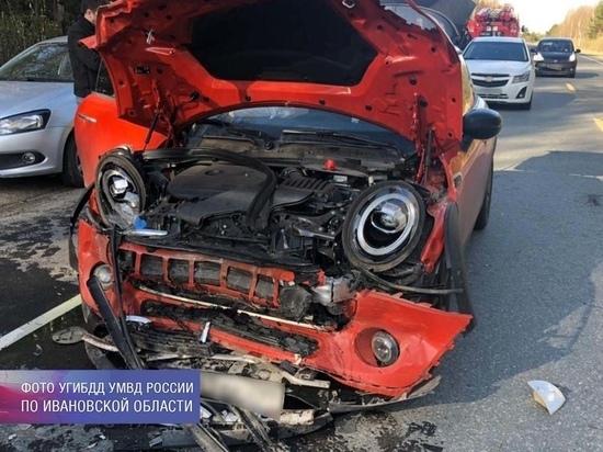 В Фураманово сбили подростка, а в Тейковском районе в аварии три человека получили травмы