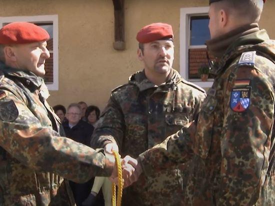 Евросоюз решил создать европейские оперативные вооруженные силы
