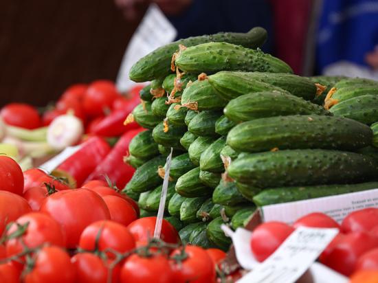 Росстат сообщил о росте цен на продукты при инфляции 0,2%