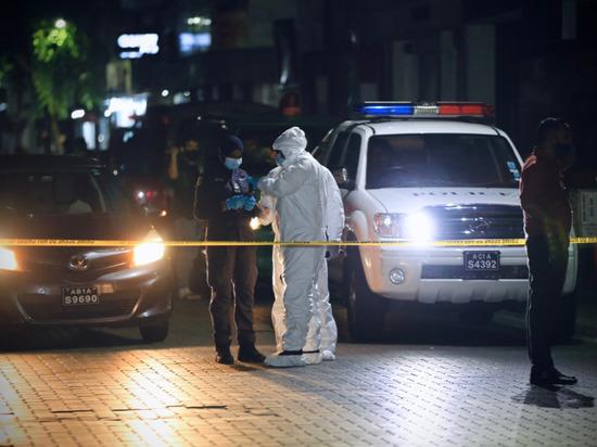 Спикер парламента Мальдив пострадал при взрыве в столице страны