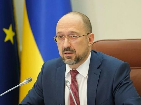 Премьер Украины сообщил, что в Индию в качестве помощи направят кислород