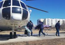 Санитарная авиация выполнила 250 вылетов с начала года в Хабаровском крае