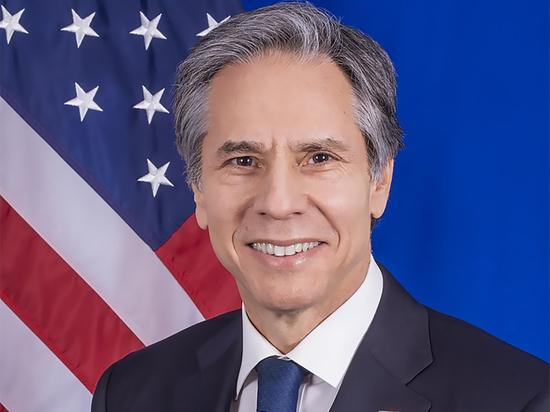 Госсекретарь США провёл двухдневный визит в столице Украины