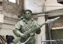 В мае на Поклонной горе на территории Военно-морской экспозиции Музея Победы открывается памятник военным морякам, погибшим в битве под Москвой в 1941–1942 годах