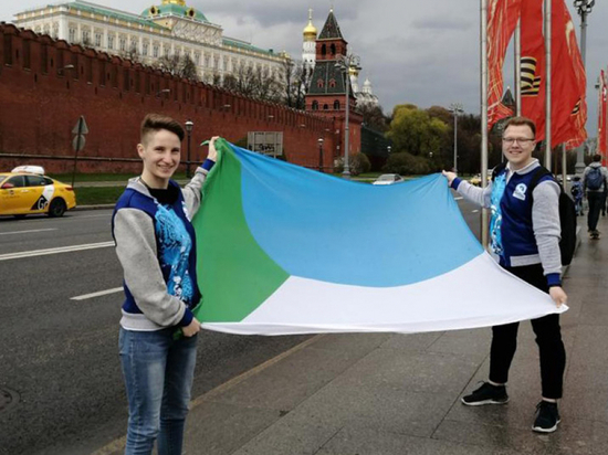 Волонтеры Хабаровского края примут участие в организации Парада Победы в Москве