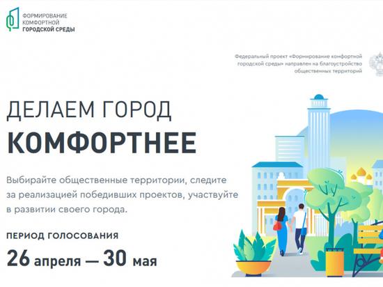 Жители Хабаровского края выбирают территории для благоустройства: участие в онлайн-голосовании приняли 30 тысяч человек
