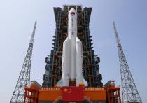 У американских военных нет планов сбивать обломки падающей китайской ракеты