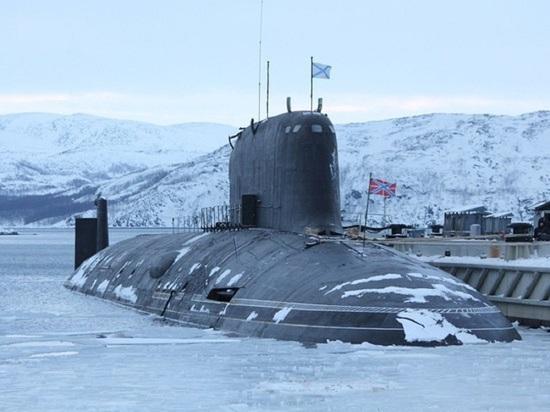 Атомную подлодку «Казань» приняли на вооружение ВМФ России