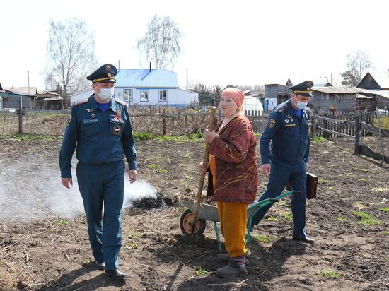 С шашлыками придется повременить: в Алтайском крае действует особый противопожарный режим