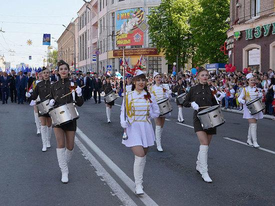В мэрии рассказали, где в Брянске ограничат движение на День Победы