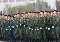 Омский блогер посетовал на новый дорожный коллапс из-за репетиции праздничного парада (ДОПОЛНЕНО)