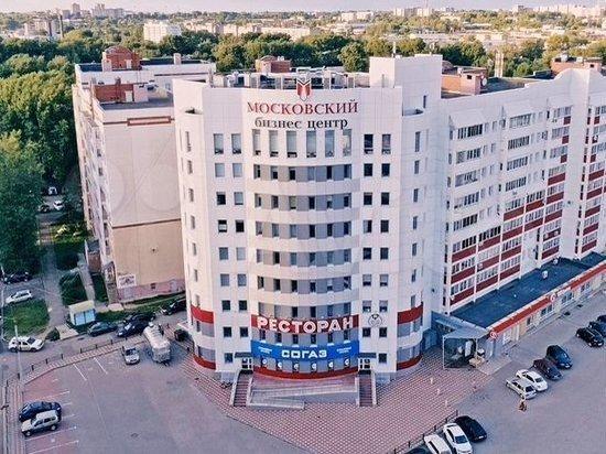 В Кирове бизнес-центр выставили на продажу за 165 миллионов