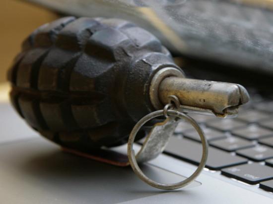 Неизвестный в Одессе привязал гранату к газовой трубе