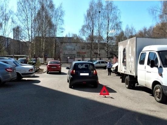 В Кирове водитель «Хендэ Гетц» сбила 9-летнего мальчика на велосипеде