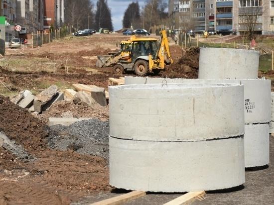 В Кирове до октября 2022 года ограничат движение по улице Сурикова