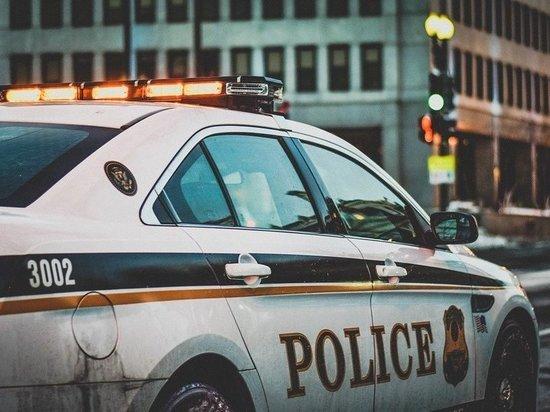 Американец угнал две полицейские машины подряд
