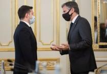 Одно кадровое решение президента Украины Владимира Зеленского вызвало критику со стороны госсекретаря США Энтони Блинкена и его заместителя Виктории Нуланд