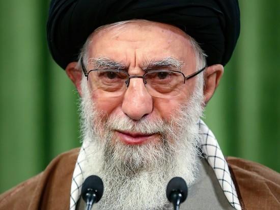 Хаменеи назвал Израиль «базой террористов»