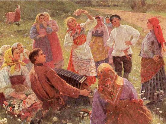 Как совместить народный праздник с Днем Победы