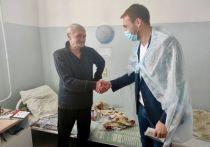 Александру Прыткову, пенсионеру из поселка Каквинские Печи, предоставили однокомнатную квартиру в Карпинске