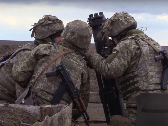 В ДНР заявили о минометном обстреле Горловки украинской армией