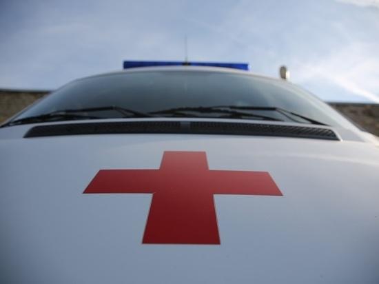 На трассе под Волгоградом пострадал рабочий