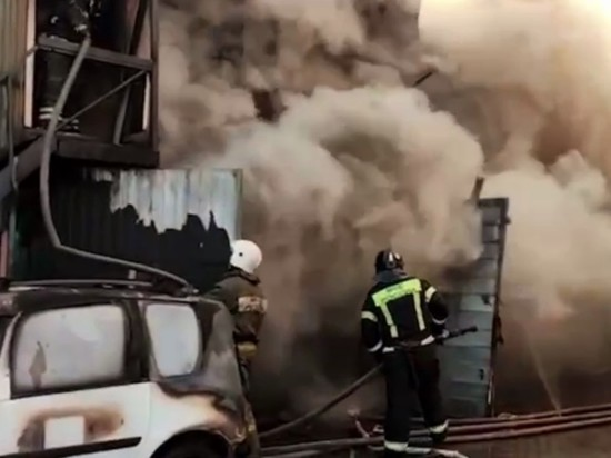 Число жертв взрыва в Мытищах возросло до пяти