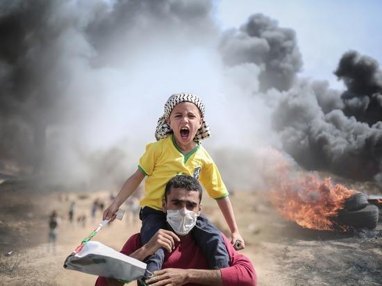 Около 200 палестинцев пострадали в беспорядках в Восточном Иерусалиме