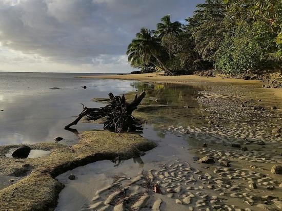 У берегов Фиджи произошло сильное землетрясение