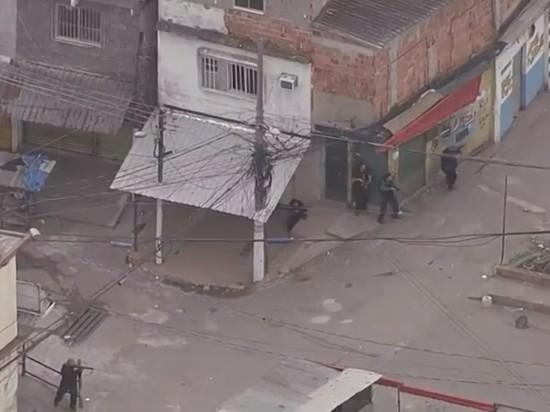 Число жертв перестрелки в Рио-де-Жанейро возросло до 28
