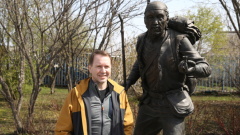 Создатели фильма о Владимире Арсеньеве посетили памятные места Владивостока