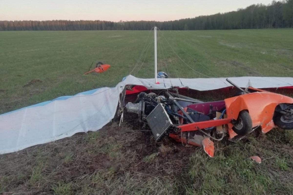 Костромские трагедии: возле поселка Сухоногова погиб дельтапланерист