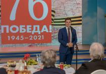 Накануне Дня Победы глава Ямала в торжественной обстановке поздравил ветеранов и тружеников тыла