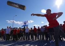 Метать бревна и тягать автомобили будут на День Победы жители Ямальского района