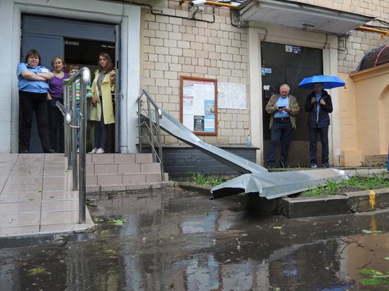 В Москве выпадет 68% месячной нормы осадков за сутки