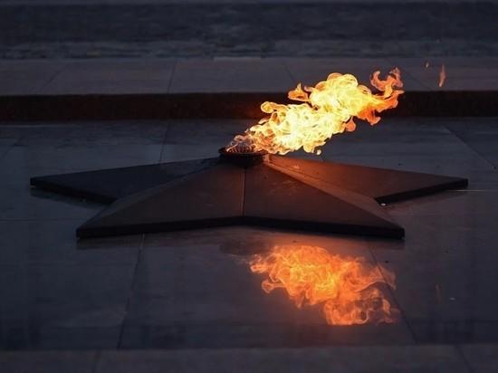"""""""Газпром"""" пообещал бесплатно подавать газ для """"Вечных огней"""""""