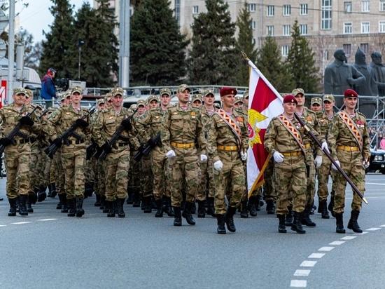 Эстафета, парад, авиашоу, салют: программа празднования 9 мая в Новосибирске
