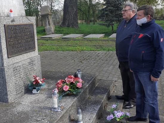 Польские активисты прислали брянцам музыкальное поздравление ко Дню Победы