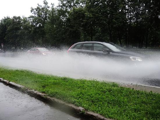 Москвичей предупредили о сильном дожде до 9 мая