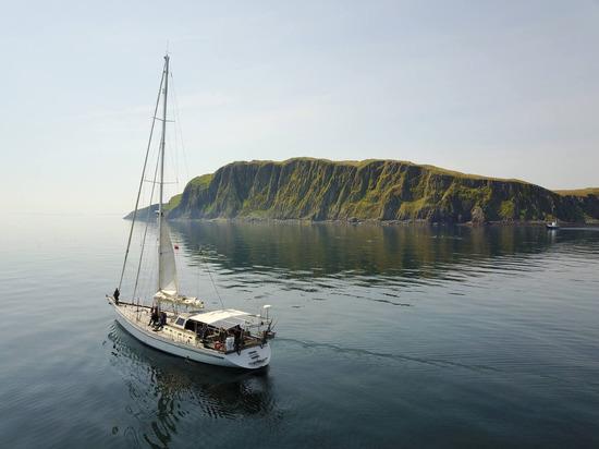 Новые лодки и приключения: «Сила ветра» организует круизы по Курилам
