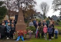 День Победы в Германии: К подножью мемориала Елены Матросовой легли живые цветы